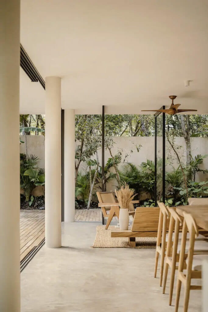 Casa Areca by CoLab in Tulum Mexico Photography by Cesar Bejar 3 1 683x1024 1