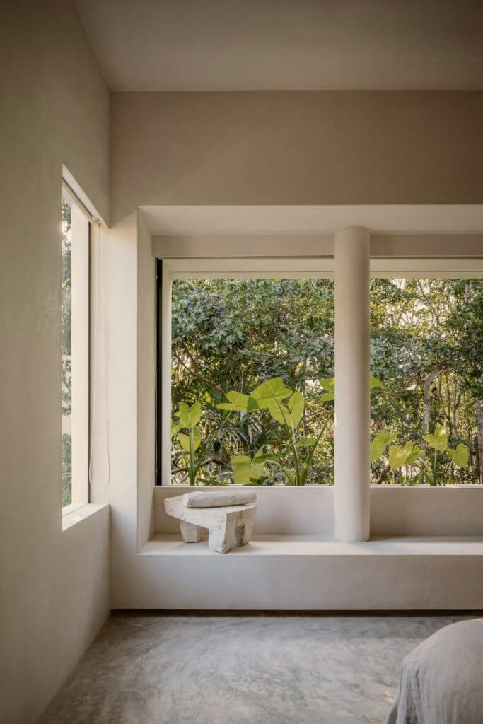 Casa Areca by CoLab in Tulum Mexico Photography by Cesar Bejar 5 683x1024 1