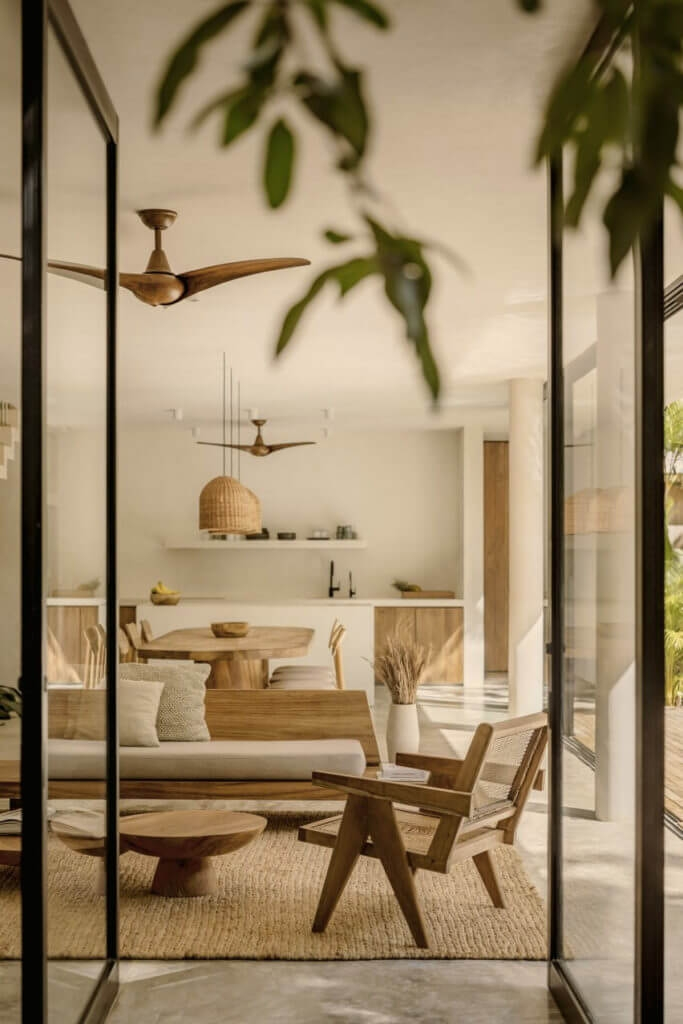 Casa Areca by CoLab in Tulum Mexico Photography by Cesar Bejar 683x1024 1