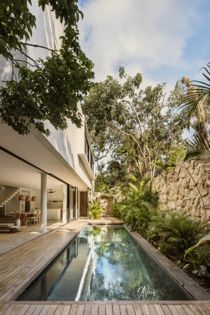 Casa Areca by CoLab in Tulum Mexico Photography by Cesar Bejar 7 683x1024 1
