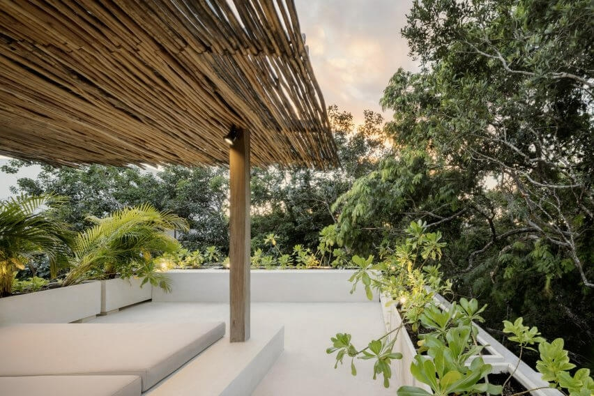 Casa Areca by CoLab in Tulum Mexico Photography by Cesar Bejar 8