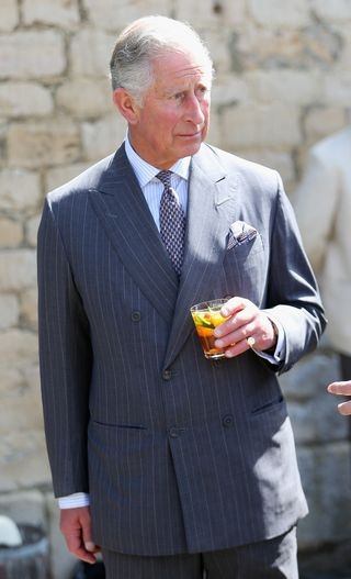 prince charles prince of wales drinks a pimms at the launch news photo 169959067 1557158333