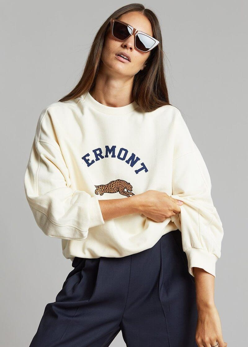 vermont sweatshirt vanilla sweatshirt de base kare 837942 800x