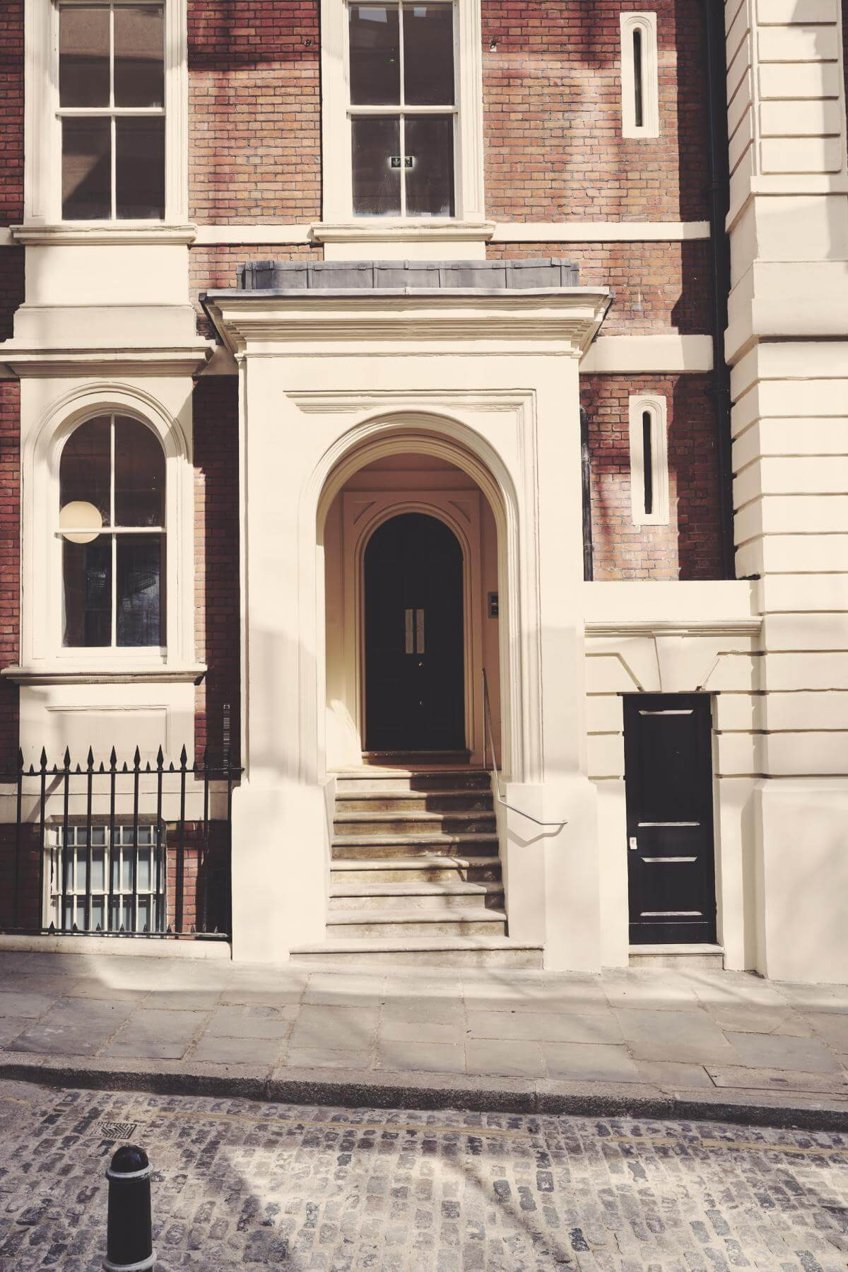 benjamin mcmahon the old rectory entrance