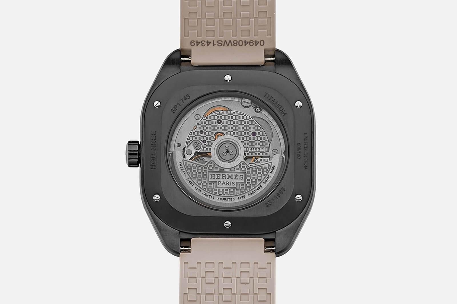 hermes h08 hodinkee watch 2